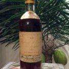 1961 Château d'Yquem (France, Bordeaux, Sauternais, Sauternes) bottle of wine!