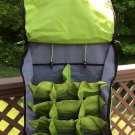 Thule Cargo Management Wall Organizer - LIME - Keep track of small items in one place!