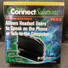 Andrea PCTI 3-Way: Personal Computer Telephone Interface - SEALED IN ORIGINAL BOX!
