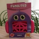 FunBites Food Cutter for Kids, Pink Hearts by FUNTASTIC!
