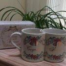 Papel Giftware Now and Forever 'Together Forever' Nesting Mug set!