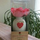 Hallmark Blooming Expressions Pink LOVE YOU LOTS Animated Blooming Flower!