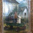 Switchplate Gallery - 'Serene Country Scene' Single Decoupage Switchplate - Handmade in WV!