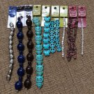 Bead Gallery plus more - Lot of 200+ beads, Turquoise Owls, Peace signs, Butterflies & more!