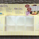 Petite Creations BabyCubes Breast Milk, Baby Food Freezer Cubes, Food Portioners, BPA Free!