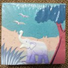 Mr. Ellie Pooh Elephant Dung Paper Multi Color Poo Pad - 100% recycled - Sealed!