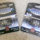 Shoreline Marine™ White LED Courtesy Light #SL91910 - Set of 2!