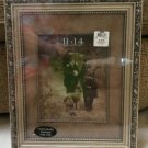 """North American Enclosures, Inc. 11 x 14"""" Wood Picture Frame in Pewter -  Inlay Fillet!!"""