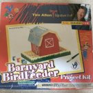 Tim Allen Signature Stuff Barnyard Birdfeeder Project Kit - REAL, SERIOUS FUN!