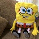 "Nickelodeon SpongeBob SquarePants Cuddle Pillow 26"" - #467633 - Perfect for Storytime!"