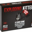 Exploding Kittens Card Game - NSFW (Explicit Adult Content) Edition - Family-Friendly - SEALED!