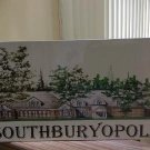 SOUTHBURYOPOLY Southbury CT Connecticut Monopoly Type Board Game - Factory Sealed - RARE!