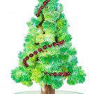 Magic Growing Christmas Tree by DCI - Build your own tree and watch it grow!