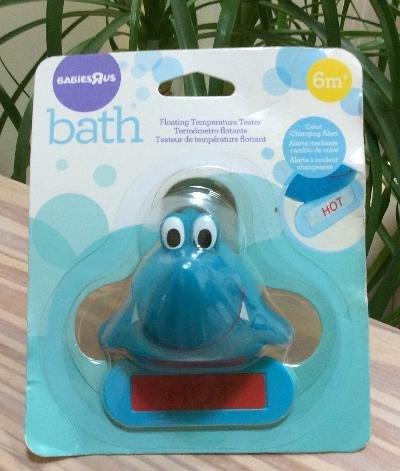 Babies R Us 'Shark' Floating Bath Temperature Tester!