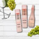 Unwined By Hask Gloss Boss White Wine Trio - Shampoo, Conditioner, Leave-In-Spray Inspired Shine!