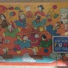 Springbok Peanuts 100 Piece Puzzle 'A Fun Day at the Park!' Hallmark 1977 #PZL1171 - SEALED!
