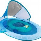 SwimWays Baby Spring Sun Canopy Pool Float!