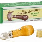 The Speedy Stitcher Sewing Awl for awnings, tents, shoes, belts, purses, sails, saddles and more!