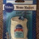 Pillsbury Ceramic Refrigerator Magnet - Sack of All Purpose Flour, dated 1994 by the Pillsbury Co.!