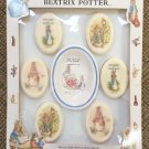 Vintage The World of Beatrix Potter Soap and Ceramic Soap Dish 1992!