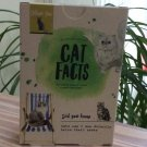 Feline Fun Cat Facts Card Set by Professor Puzzle - 50 Facts About Your Furry Friends!