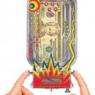 BILZ Money Maze - Cosmic Pinball for Cash, Gift Cards and Tickets, Fun Reusable Game!