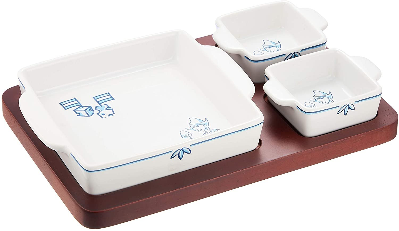 Boska Holland Tapas Cheese Cups, Delft Blue #853535!