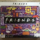 Friends 'The Television Series' Collage 1000 piece Jigsaw Puzzle by Paladone!