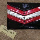 Vintage Bueno Collection Multi Compartment Snap Section Wallet - New with Tag!