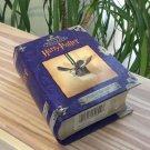 Warner Bros. Harry Potter Hedwig the Owl Pewter Hallmark Ornament!