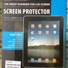 FOCUS SHIELD Ultra Crystal Clear Screen Protector #I1321F for Apple iPad / iPad 2 / iPad 4 - SEALED!