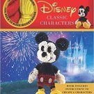 Disney Classic Characters 'Mickey Mouse' Crochet Kit - 2017 by Megan Kreiner!