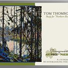 Pomegranate Art Piece Puzzle Tom Thomson 'Study for Northern River' 100 Piece in Tin!