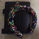 nOir Jewelry Multi-Color Sequin Headband NWT!