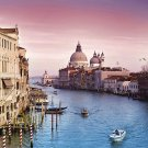 "Becko Jigsaw Puzzle Venice Water City View - 1000 Pc Puzzle 29.5"" x 19.7"" City View!"