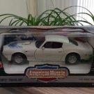 ERTL American Muscle Collector's Edition 1973 Pontiac Firebird Trans Am SD-455 V8 -1:18 Scale!