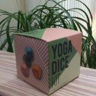 YOGA Dice Kit by Professor Puzzle - New in Box!