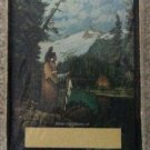 RARE Antioch Publishing Company Native American by Roger Cooke Bookplates #327 - Sealed!