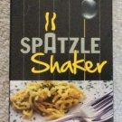Spätzle-Shaker - Home Made Spätzle or Knöpfle in 3 minutes - Made in Germany!