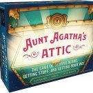 Aunt Agatha's Attic (Fun & Fast Family Card Game, Quick & Easy Negotiation & Set Collection Game)!
