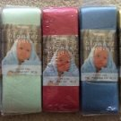 Wrights Single Fold Satin Blanket Binding, Lot of 5, 4.75-Yard each - Lot #4!