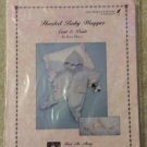 KariMeAway Mecca KM03 Hooded Baby Wrapper Coat and Pants - 6 & 12 months by Kari Mecca!