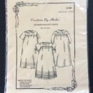 Creations By Michie 'Tucked Infant Gown' Pattern #108 by Michie Mooney!