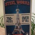Schylling Eiffel Tower - Steel Works - Classic Steel Construction Set!