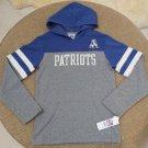 Men's NFL TEAM APPAREL USA New England Patriots Hoodie Sweatshirt Small S - NWT!