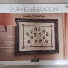 "Burnes of Boston Family Tree Collage Frame 14""  x  18"" | Holds 14 Photos!"