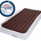 The Shrunks Sleepover Travel Bed Portable Inflatable Air Mattress Bed, Twin Size 77 by 46 inches!