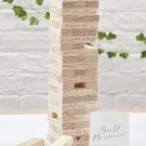 Ginger Ray Build A Memory Block Alternative Wedding Guest Book - Beautiful Botanics!