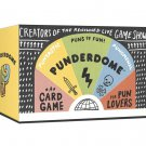Punderdome: A Card Game for Pun Lovers Game – by Jo & Fred Firestone!