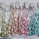 Wholesale Fashion Jewelry Multi Shape Speckled Bead Necklace & Earring Sets-Lot of 12/3 pc. Sets #5!